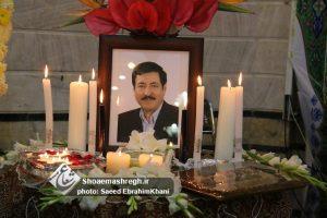 تصاویر مراسم یادبود نیکوکار گیلانی حاج رحیم احمدزاده در پرورشگاه مژدهی رشت