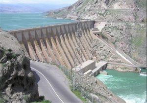 ذخیره آب پشت سد سفیدرود ۲۰ درصد افزایش یافت