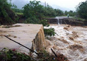 تجاوز به حریم رودخانهها عامل افزایش خسارات در زمان وقوع حوادث است