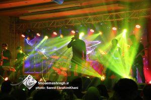 گزارش تصویری کنسرت علی شمس الهی در تالار گلستان