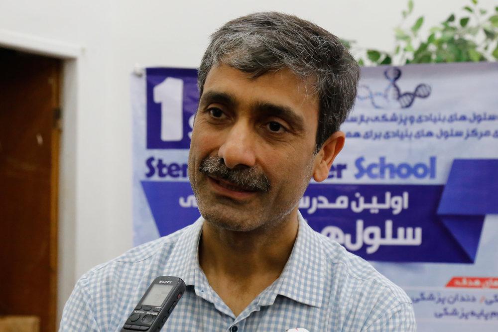 جایزه آکادمی علوم جهان برای دانشمند ایرانی