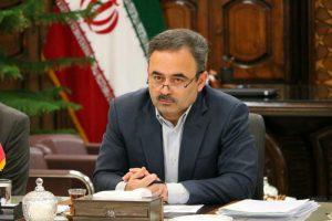 انتخاب سرپرست فرمانداری لاهیجان به عنوان سفیر فرهنگ ترافیک