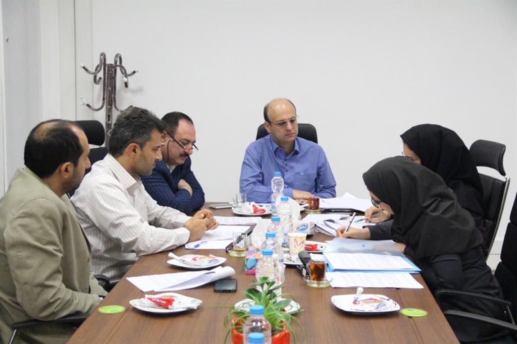 برگزاری جلسات داوری جشنواره های پژوهشگر برتر و پروپوزال برتر شهرداری رشت