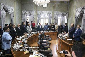 جلسه پرتنش شورای شهر رشت/اعضای شورا با مساعدت مالی به داماش و سپیدرود موافقت کردند