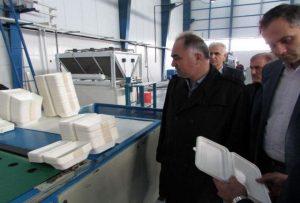 تاکید فرماندار آستارا بر استفاده از ظروف یکبارمصرف گیاهی جهت حفظ محیط زیست