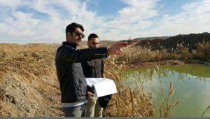 """فیلمبرداری فیلم کوتاه """"حوض چه"""" در گیلان به پایان رسید"""