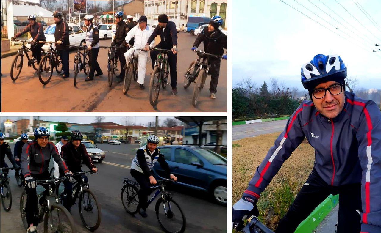 رشت را به شهر دوچرخه تبدیل کنیم | برای شهر بدون خودرو اصلا روز مهم نیست