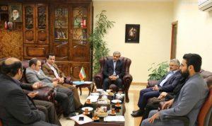 برگزاری نشست بررسی باقیمانده پروژه خطوط اصلی (رینگ) آبرسانی شهرستان لاهیجان در ظهر جمعه