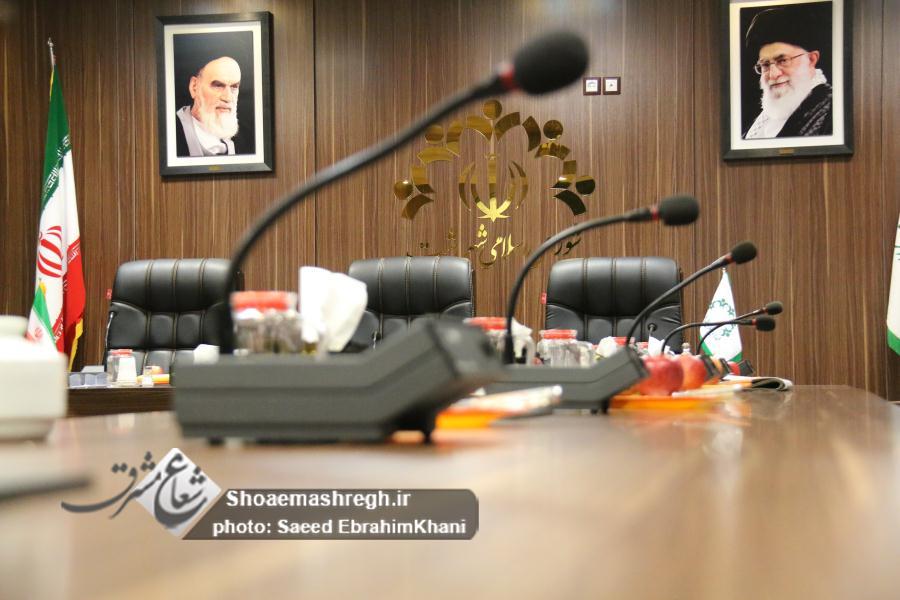 در هشتاد و سومین جلسه شورا؛لایحه تخفیف عوارض تشویقی تصویب شد+گزارش تصویری