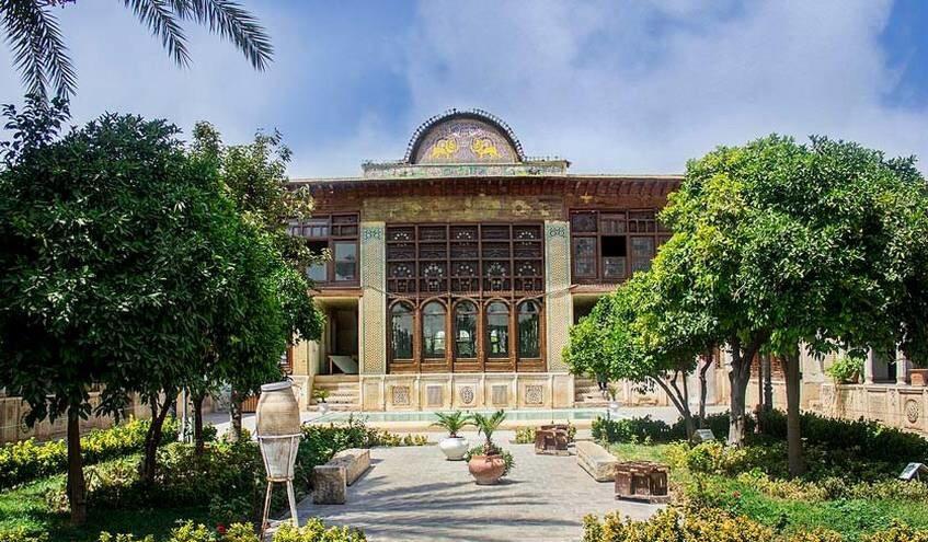 خانه ای شیرازی که شهرت جهانی پیدا کرده است+ تصاویر