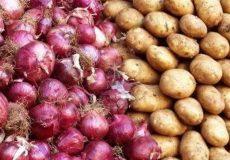 صادرات پیاز و سیبزمینی آزاد شد
