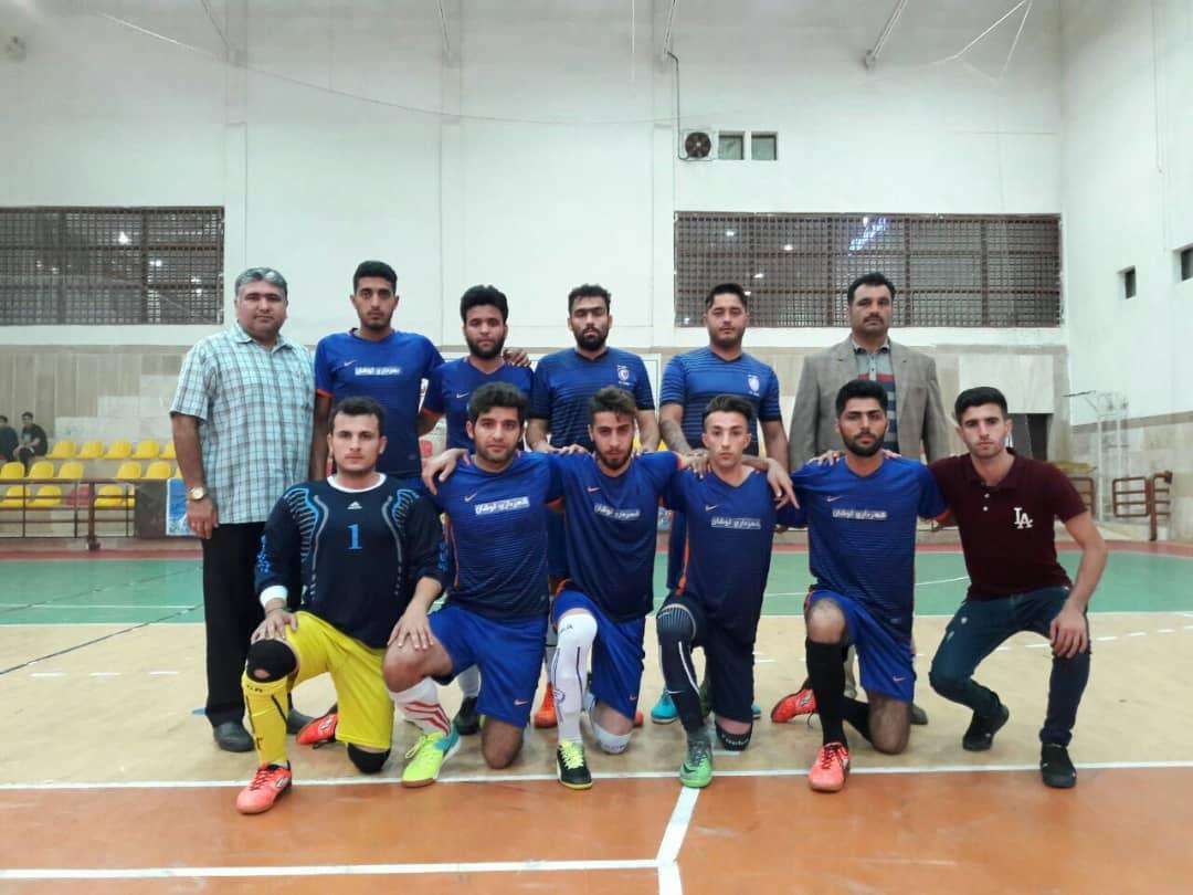 آغاز مسابقات فوتسال جام رمضان از سری مسابقات المپیاد ورزشی محلات