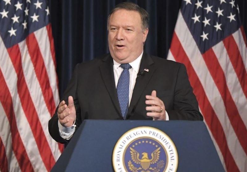 پمپئو درخواست مذاکره با ایران را تکرار کرد