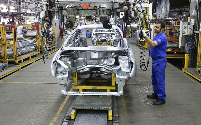 تولید کدام خودروها بیشترین افت را داشته است؟