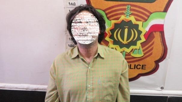 دستگیری مردی کلاهبردار در رشت