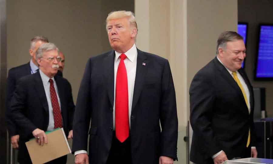"""واکنش """"ترامپ و دوستان"""" به افزایش ذخائر اورانیوم ایران"""