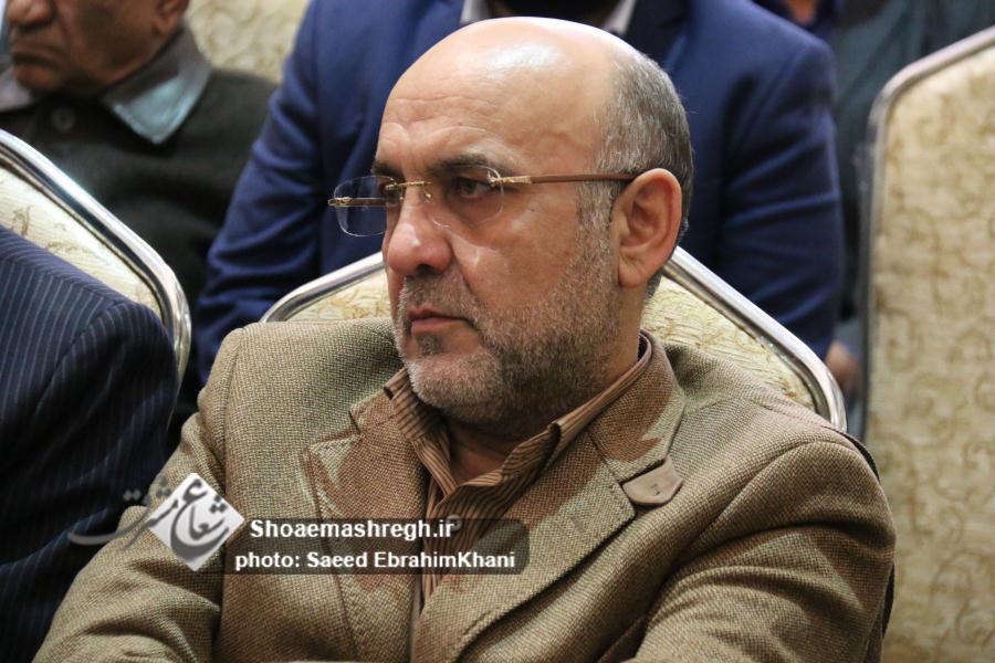 محمد نوری هریس برای مجلس می آید