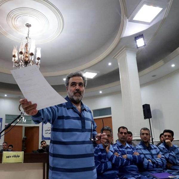"""متهمان پرونده """"پدیده"""" به بیش از ۱۵۰ سال حبس محکوم شدند"""
