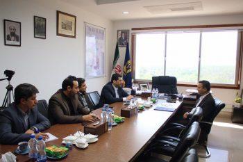 گزارش تصویری دیدار و نشست شهردار رشت با مدیرکل فنی و حرفه ای استان گیلان به مناسبت هفته مهارت