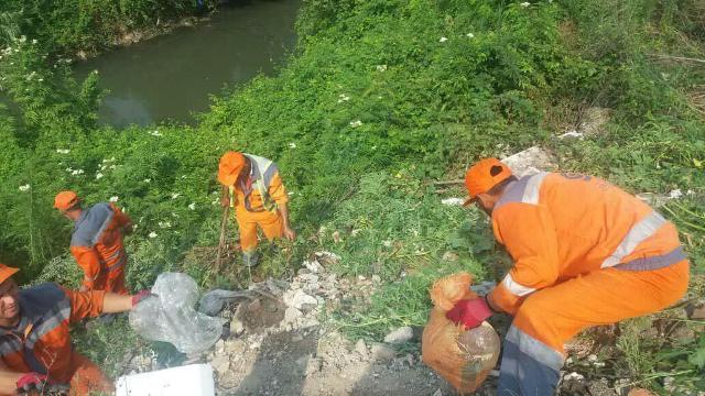 گزارش تصویری حوزه مدیریت خدمات شهری از هفته سیزدهم طرح پاکسازی هفتگی محلات شهر رشت