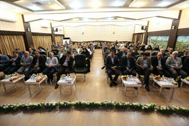 گزارش تصویری برگزاری آئین افتتاح پروژه تونل ارتباطی با حضور معاون وزیر ارتباطات در رشت