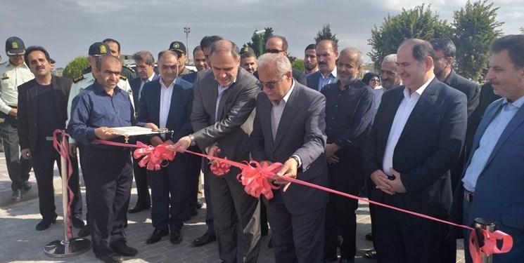بهرهبرداری از پروژههای عمرانی فرودگاه رشت با اعتبار ۳۵ میلیارد تومان