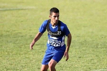 بازیکن سابق استقلال به ملوان پیوست(عکس)