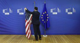 سند اتحاد اروپا با آمریکا در برابر ایران
