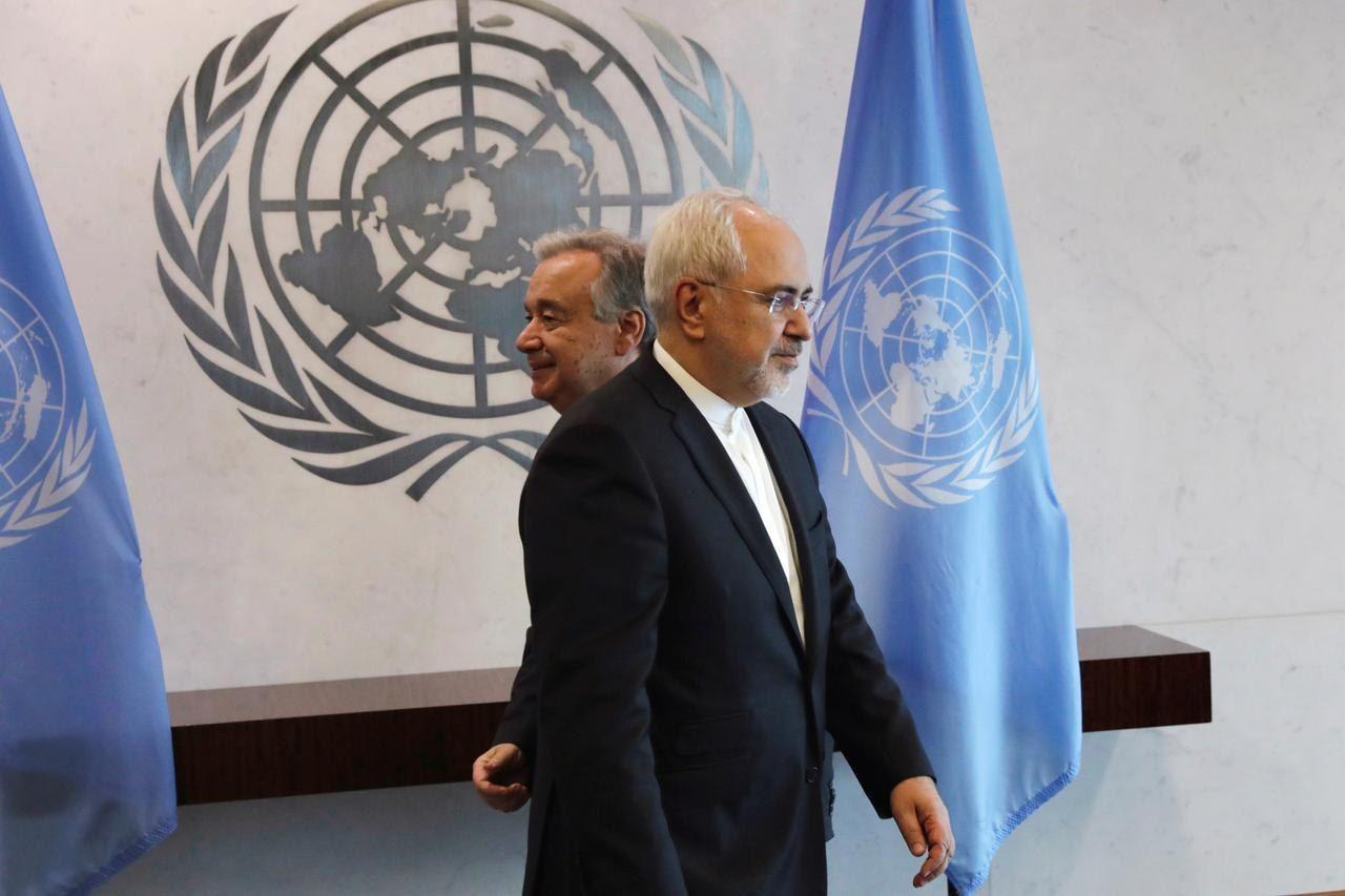 گروکشی آمریکا از ایران در نیویورک!