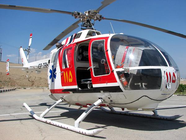 اورژانس هوایی استان گیلان ۲۵ شهریور راه اندازی میشود