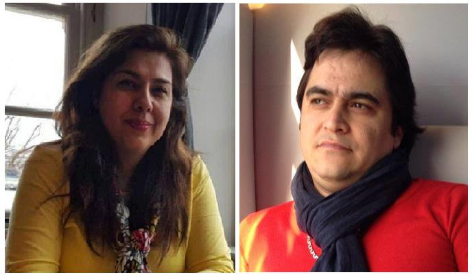 ورود پلیس اینترپل به پرونده روح اللّه زم و مرجان شیخ الاسلامی