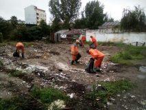 گزارش تصویری حوزه مدیریت خدمات شهری از هفته بیست و یکم طرح پاکسازی هفتگی محلات شهر رشت