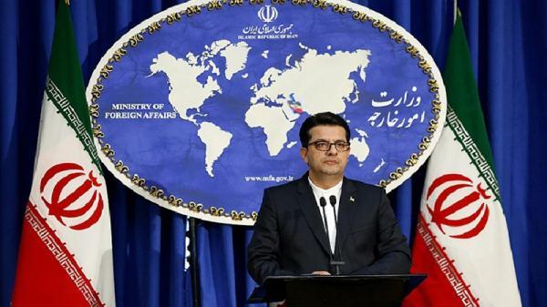 توضیحات سخنگوی وزارت خارجه درباره وضعیت تختروانچی