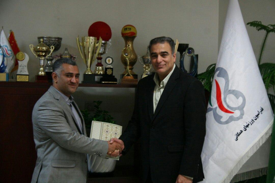 انتصاب محمدرضا فروحی بعنوان دبیرکل اولین اجلاس ملی شهر فعال و دوستدار ورزش