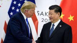 توافق اولیه آمریکا و چین برای پایان دادن به جنگ تجاری