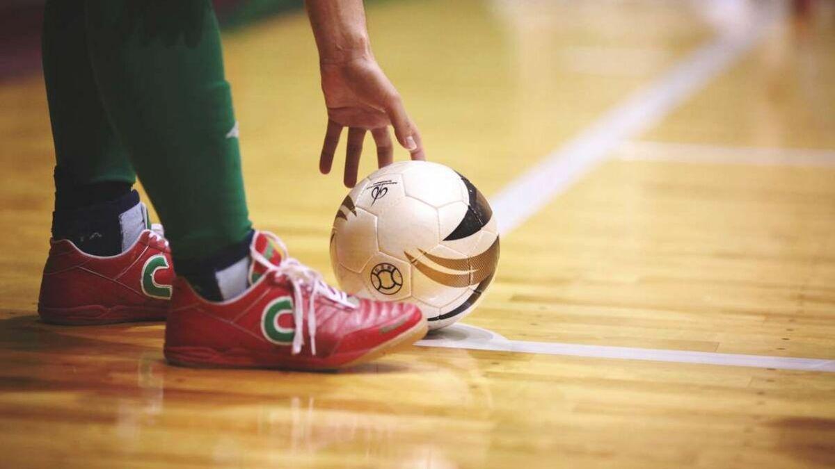 حضور یک گیلانی در مسابقات فوتسال قهرمانی آسیا