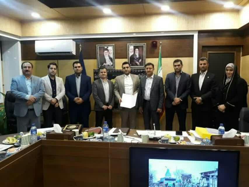 با حکم شهردار رشت چهار مدیر جدید شهرداری منصوب شد
