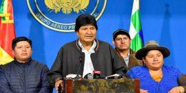 «مورالس» استعفا کرد/کودتا در بولیوی؟