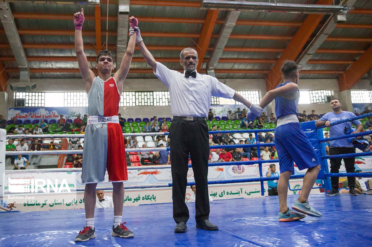 گیلان قهرمان مسابقات اسپوکس مردان کشور شد