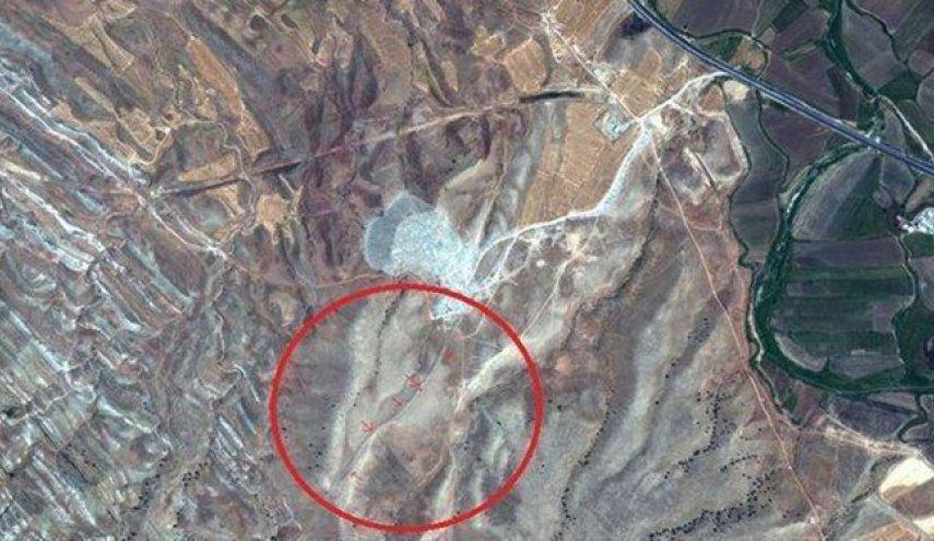 «دیوار چین» ایرانی کشف شد
