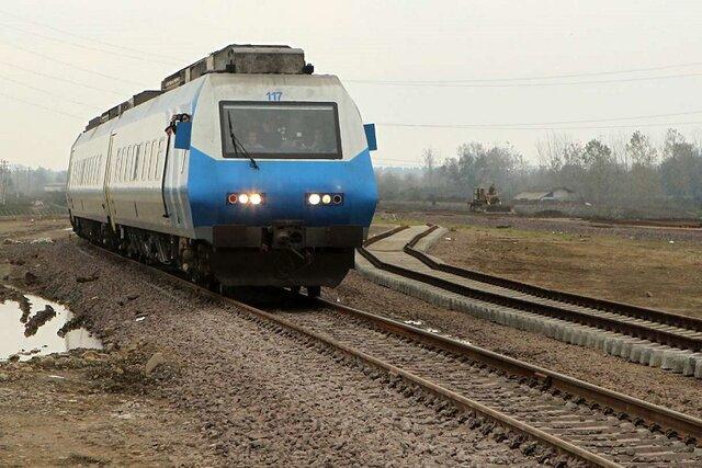 بهره برداری از راهآهن رشت – کاسپین تا پایان سال ٩٩