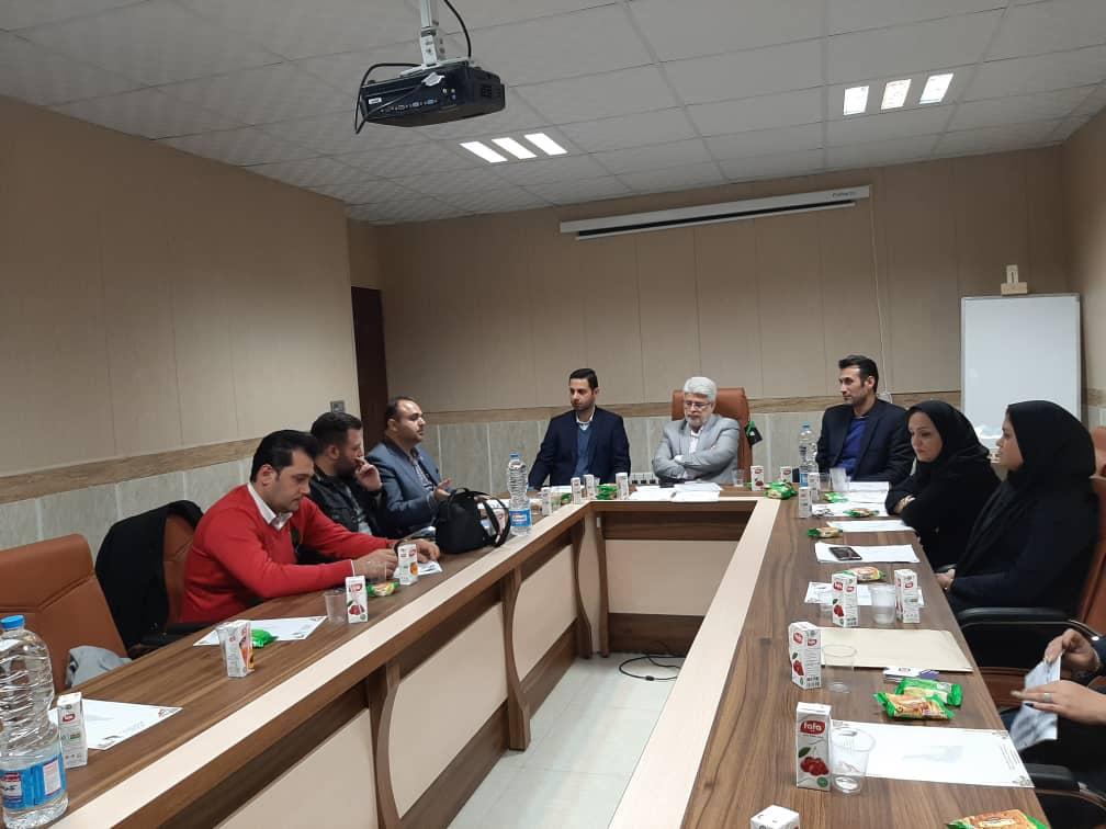 برگزاری جلسه هیئت رئیسه، تجلیل از قهرمانان فصل پاییز و نشست صمیمی جامعه بولینگ با مسئولین هیئت بولینگ، بیلیارد و بولس استان گیلان