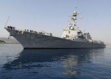 ادعای رسانه آمریکایی درباره توقیف کشتی ایرانی در دریای عرب