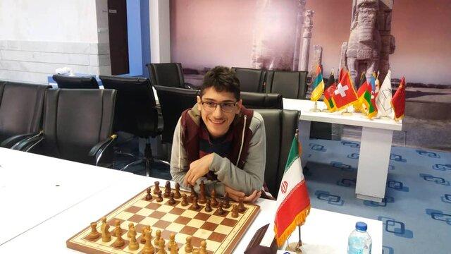 درخواست استاد بزرگ شطرنج ایران برای تغییر تابعیت