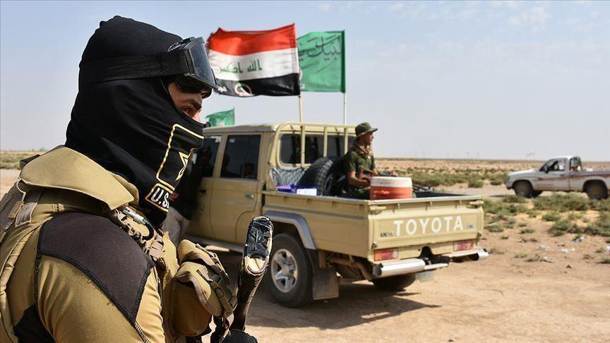 نقض بیسابقه حاکمیت عراق/ آمریکایی ها نیروهای مسلح عراق را بمباران کردند