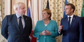 نامه نگاری انگلیس، فرانسه و آلمان علیه ایران به سازمان ملل