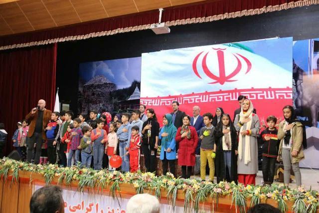 جشن چله مهربانی توسط سازمان فرهنگی، اجتماعی و ورزشی شهرداری رشت و با مشارکت سازمان های مردم نهاد برگزار شد
