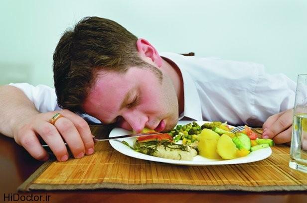 اشتباهاتی که پس از غذا خوردن انجام میدهیم