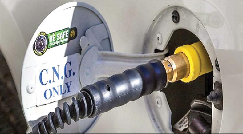 صرفه جویی ۶ میلیون تومانی هر خودروی گازسوز