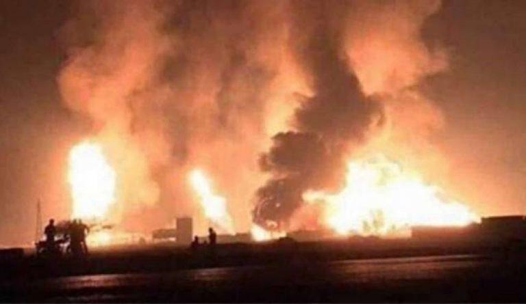 بیانیه ارتش عراق درباره جزئیات حمله به پایگاه عین الاسد